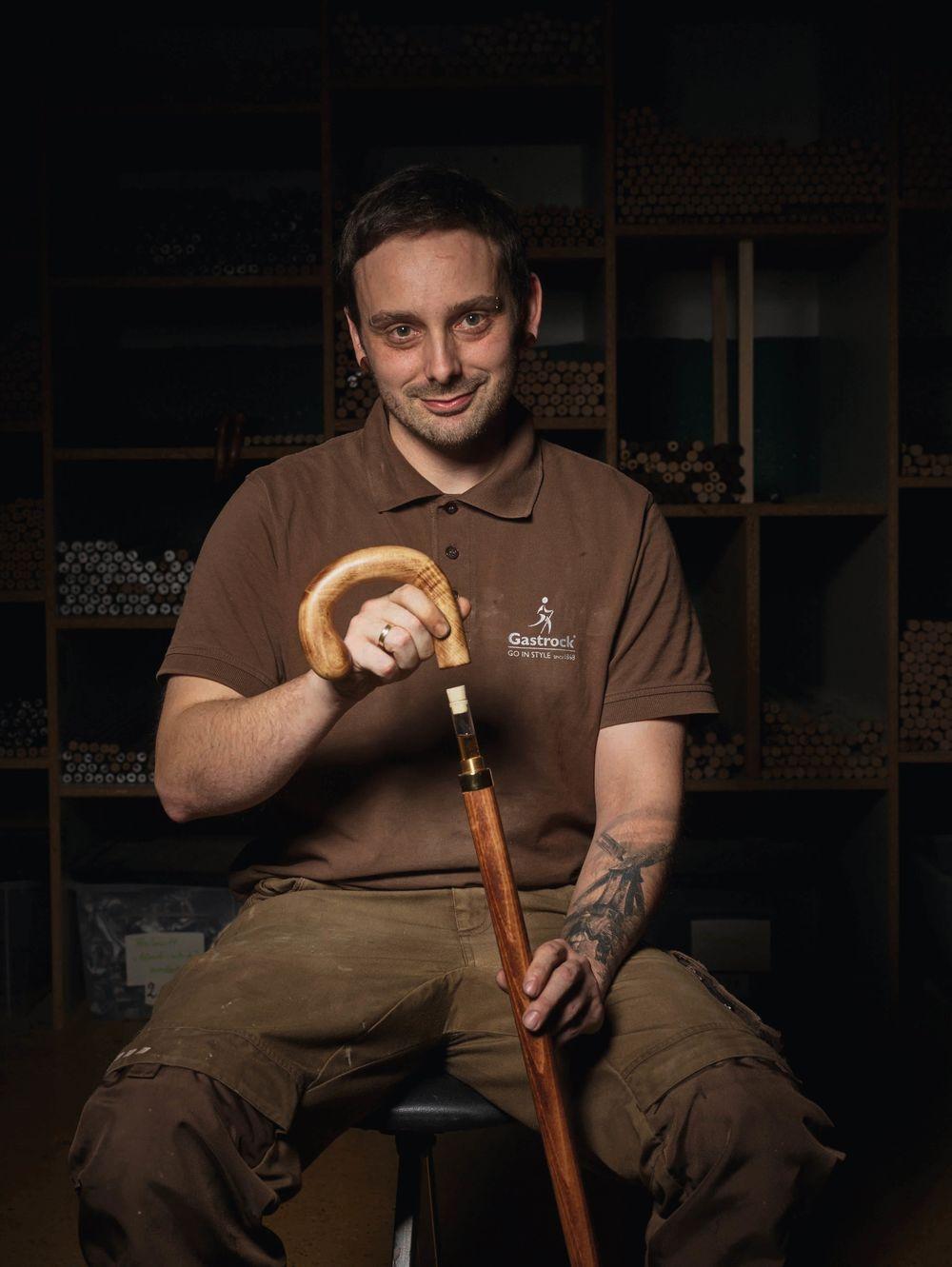 Michael Metz, Produktionsleiter in Wahlhausen