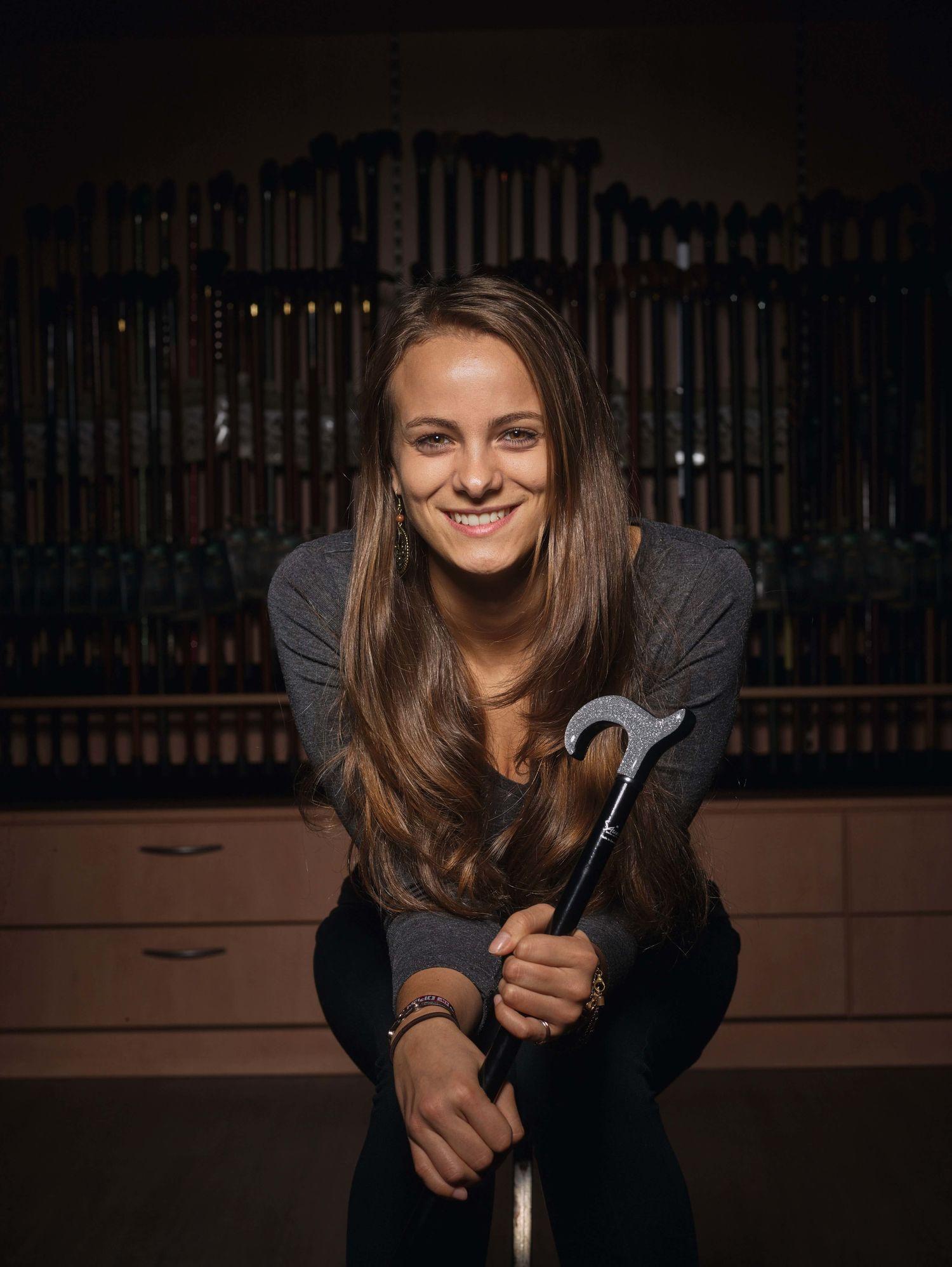 Sara Gastrock, Auszubildende