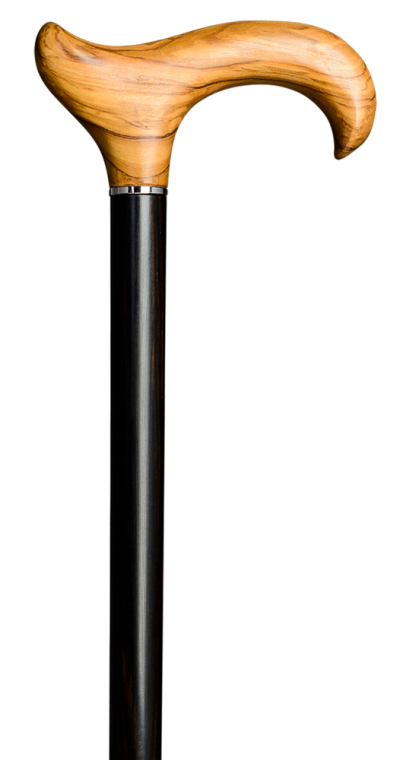 L-DERBY OLIVE-EBENHOLZ